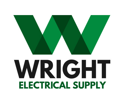 Wright Electrical Supply - Electrical Supply Company Logo Design