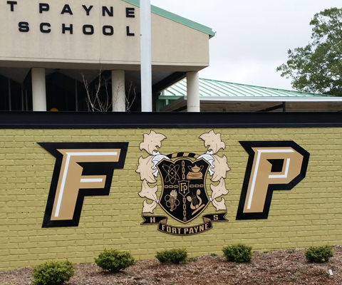 Fort Payne High School