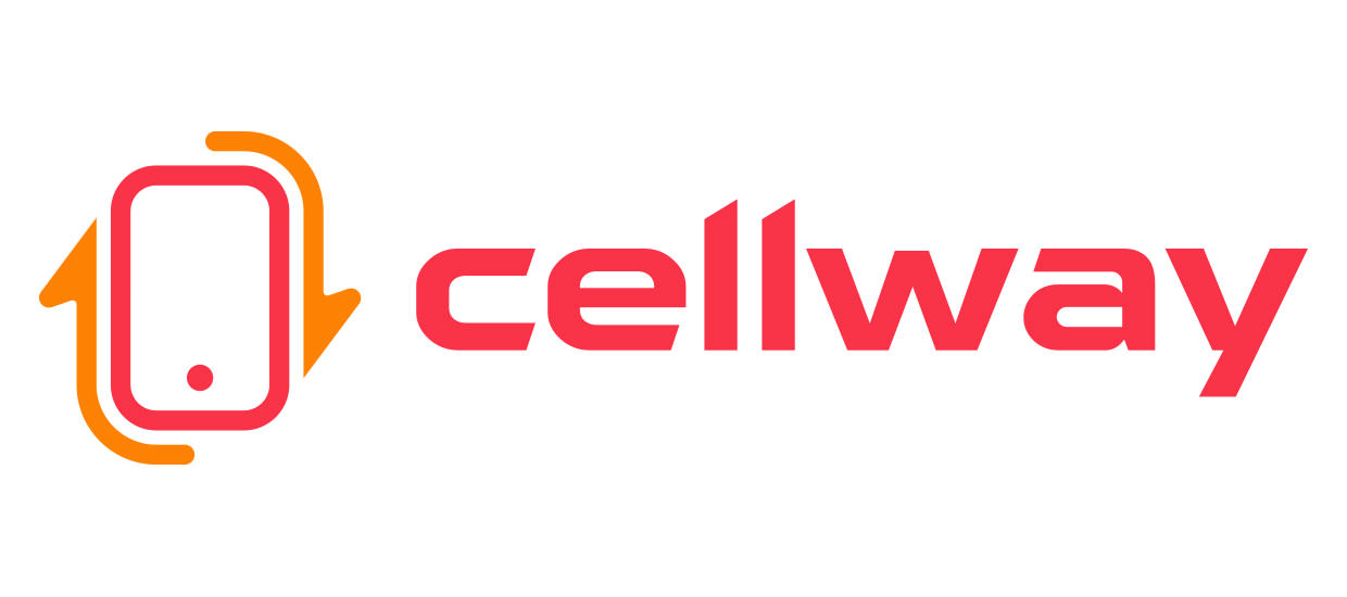 Logo and Branding Design for Cellway, a cell phone repair, sales, and accessories company.