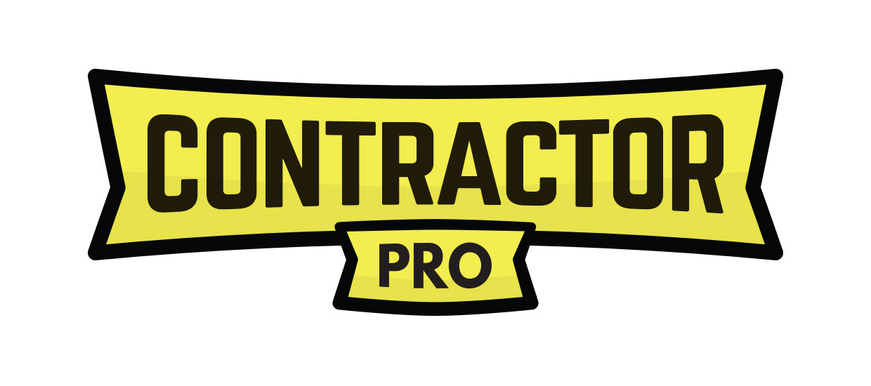 Logo and Branding Design for Contractor Pro, an Alabama contractor.