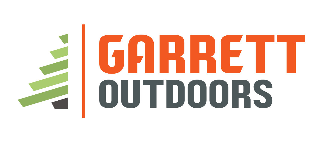 Logo design for Garrett Outdoors.