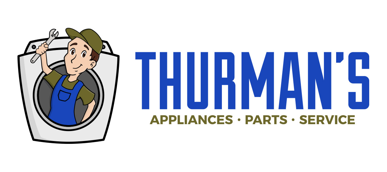 Logo and Branding Design for Thurman's, an appliance store.