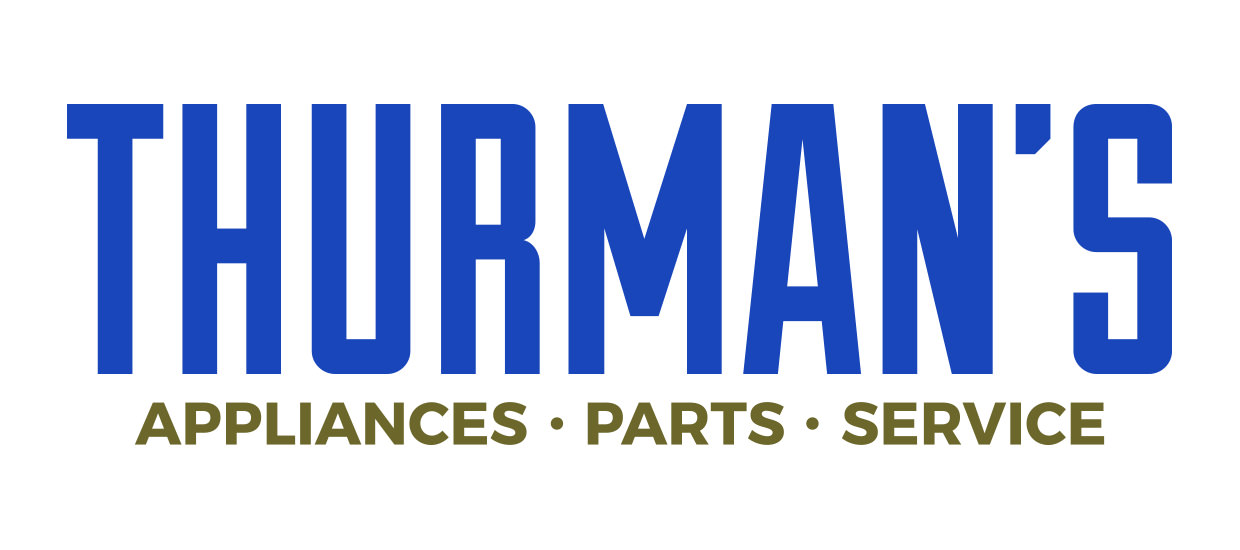 Logo and Branding Design for Thurman's, an Alabama used appliance and repair store.