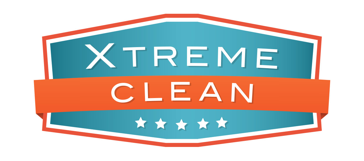 Logo for Xtreme Clean, a carpet cleaning company located in Valley Head, Alabama.