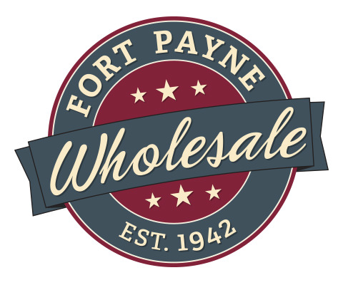 Fort Payne Wholesale - Wholesale Supply Company Logo Design