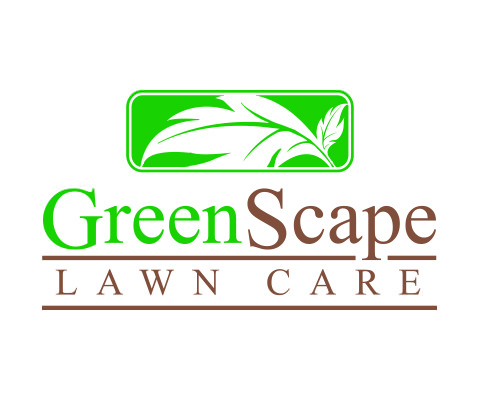 GreenScape Lawn Care - Lawn Care and Landscaping Company Logo Design