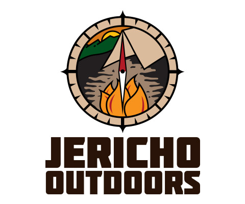 Jericho Outdoors - Outdoor Supply Company Logo Design