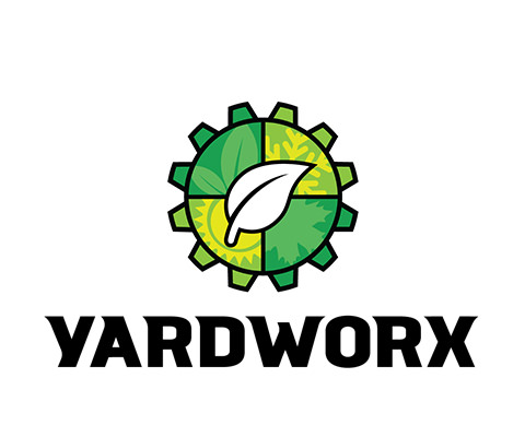 Yardworx - Lawn Care Company Logo Design