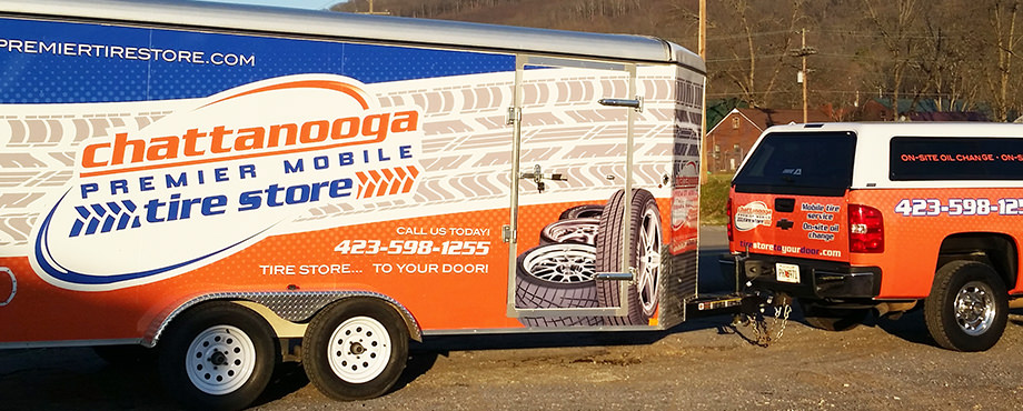 Chattanooga Premier Mobile Tire Store