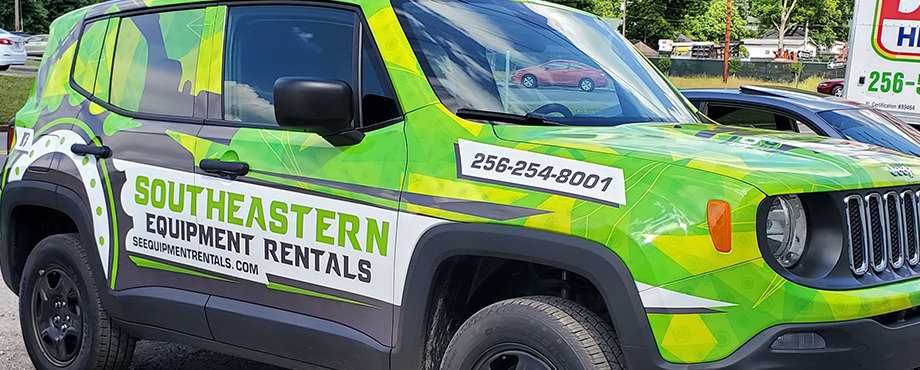Southeastern Equipment Rentals